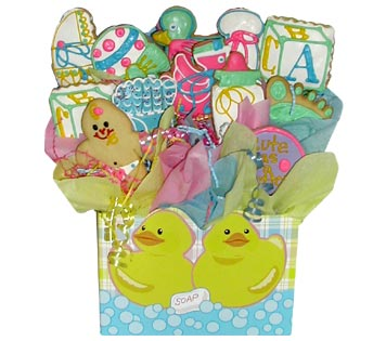 Baby Collection Basket